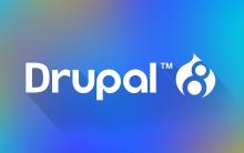 دروپال 8 که پلتفرم آن به طور کامل بازنویسی شد، تحولات زیادی نسبت به نسخه های قبلی دارا می باشد. این تغییرات باعث اضافه شدن ویژگی های جدید و بهبود عملکرد در مکانیزم های قبلی شد.